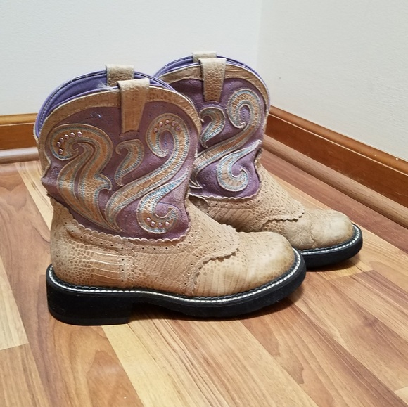 Ariat Shoes - Ariat boots fatbaby